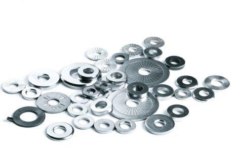 Rondelles Gris Découpage de toutes tailles plates, coniques ou statiques