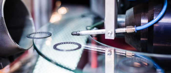 IlluAstration du tri optique par caméra laser chez Gris Découpage. Objectif : garantir le zéro défaut pour un niveau qualité optimum
