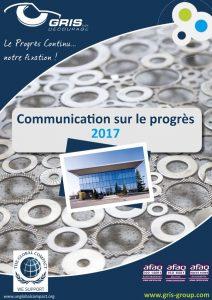 Communication sur le progrès_2017_GRIS DECOUPAGE FR