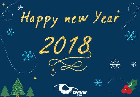 Gutes neues Jahr! - Gris Group